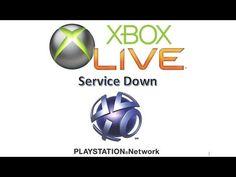 PSN & XboxLive Down Again & Again & Again..... | Star Wars : Battlefront...