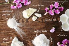 Hanna Sandvig Photography » Homemade Deodorant