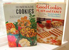 Vintage Cookbooks