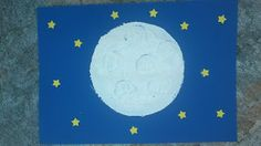 Maro's kindergarten: Discovering Nature: The evening sky 2 - The moon & the stars!