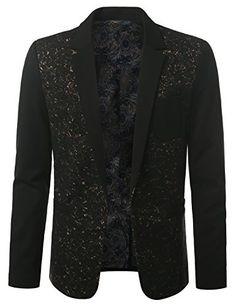 MONDAYSUIT Men's One-Button Fashion Blazer Graphic Floral Print Jacket - SMALL MONDAYSUIT http://www.amazon.com/dp/B00T3O1PR6/ref=cm_sw_r_pi_dp_N8K5ub0GY8WTE