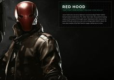 Red Hood yes!