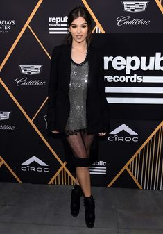 45 Best Hailee Steinfeld Fashion Muse images | Hailee