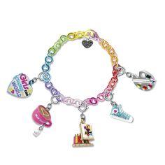 Charm bracelets make great gifts for little girls #BabyCenterBlog
