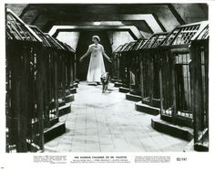 greggorysshocktheater:  Eyes Without a Face (1960) released in the US asThe Horror Chamber of Dr. Faustus