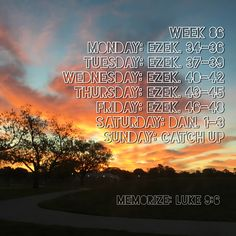 Bible Reading Schedule, Luke 9, How To Get, How To Plan, How To Memorize Things