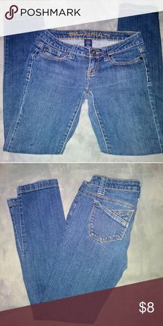 🎃skinny jeans🎃 In excellent condition no rips no stains  Everything with the 🎃🎃 is buy one get one free bundle your items and i will adjust the price Blue Asphalt Jeans Skinny