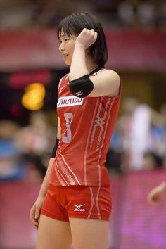 古賀 紗理那 | 2015 JAPAN women's volleyball team