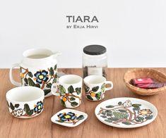 Marimekko, Pottery, Mugs, Tableware, Ceramica, Dinnerware, Pottery Marks, Tumblers, Tablewares