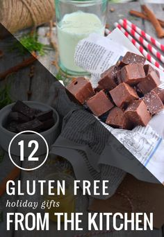 12 Gluten Free Gifts from the Kitchen