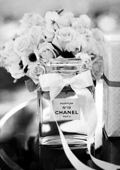 I have an empty Chanel bottle I don't know what to do with?!