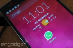 WhatsApp Android users won't even need to lift a finger to take advantage of the strongest encryption yet for a major mobile messaging client. The app's