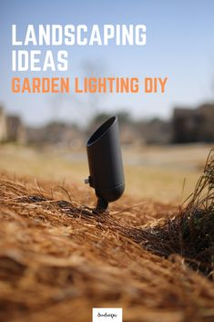 DIY Outdoor Landscape Lighting Landscaping Ideas to get that gorgeous front or back yard. Our garden lighting DIY guide will be the greatest landscaping idea you find and is ridiculously affordable and easy to do yourself. Our recommended outdoor garden l Outdoor Garden Lighting, Deck Lighting, Outdoor Light Fixtures, Landscape Lighting, Lighting Ideas, Outdoor Dining, Outdoor Gardens, Outdoor Landscaping, Landscaping Ideas