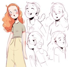 ainsley sketches