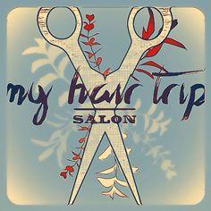 Logo - hair salon in Denver, CO. Eco-friendly hair salon - barbershop - boutique - art gallery