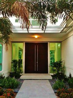 Contemporary Entry Design
