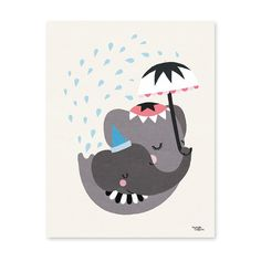 Elephant Love - poster