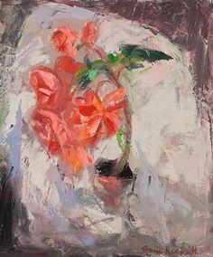 "Anne Redpath, ""Begonia"""