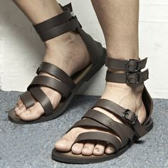 mens-gladiator-sandals-and-army-sandals-mens-sandals-mens-casual-shoes-5