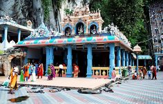 Hindu Temple Batu Caves - Malaysia