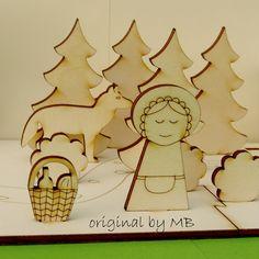 ČERVENÁ KARKULKA Wooden Toys, Place Cards, Place Card Holders, Disney Princess, Inspiration, Wooden Toy Plans, Biblical Inspiration, Wood Toys, Woodworking Toys