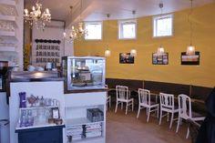 Cafe Fedora - Frognerveien 22, Oslo, Norway