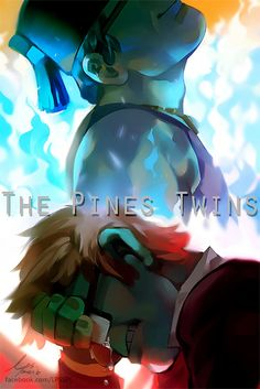 The Pines Twins