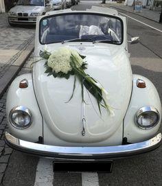 Gesteck Käfer Hochzeit