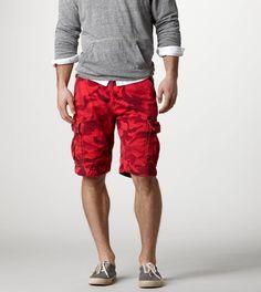 AKOO Camo Cargo Shorts | AKOO Style | Pinterest | Cargo short