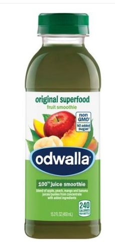 Odwalla Coupon: Score $2 Off Two Odwalla Drink Products Score $2 Off any two Odwalla 15.2 oz drink products with our Odwalla coupon. Odwalla is made with 1