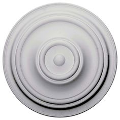 """31 1/2""""OD x 2 1/2""""P Traditional Ceiling Medallion (Fits Canopies up to 8 1/4"""") - 77.28"""