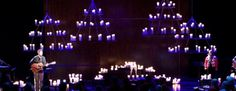 Throwback: Candle Chandeliers | Church Stage Design Ideas