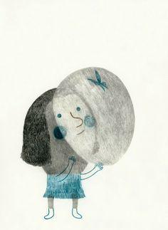 Simone Rea L'uomo dei palloncini : La farfalla