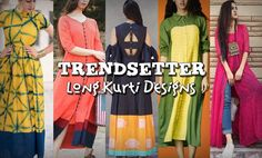 Long kurtis have been considered as the safe haven to hide those extra flabs without compromising on the style quotient even by a single inch. With time our talented designers have come up with wider variations to the kurti patterns. Gone are the days when kurtis were considered to be the staple wardrobe of all … Continue reading 50 Long Kurti Designs for You to be the TRENDSETTER!