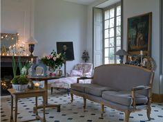 Restored House in France | Inspiring Interiors