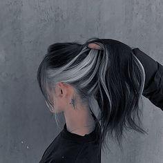 Hair Color Streaks, Hair Dye Colors, Hair Color Ideas, Under Hair Dye, Under Hair Color, Hair Inspo, Hair Inspiration, Hair Color Underneath, Dye My Hair