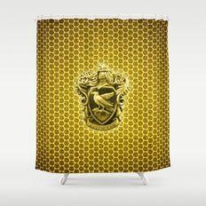 Ravenclaw Logo Shower Curtain