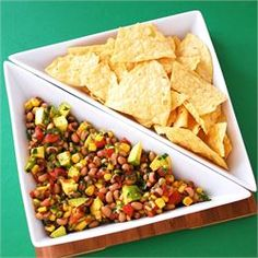 Avocado and Black Eyed Pea Salsa - Allrecipes.com