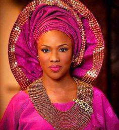 Cultural Wedding headdress
