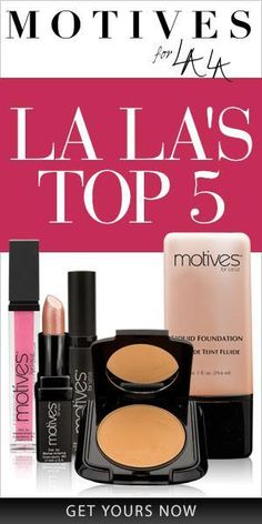 check out my site for all the latest in makeup!!!  www.motivescosmetics.com/iconbeauty