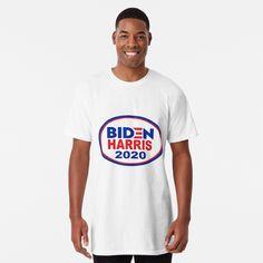 Presidential Nominees, Kamala Harris, Joe Biden, Large Prints, Tshirt Colors, Printed, Awesome, Clothing, Mens Tops