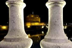 Tevere point of view  Castel Sant'Angelo // Roma // Italy St. Angel's Castel // Rome