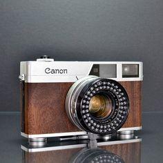 ILOTT Vintage / Storefront Limited Edition Luxury Camera