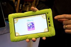Is it okay to want a kiddie tablet for yourself? Techno Source Kurio tablet looks pretty cool.