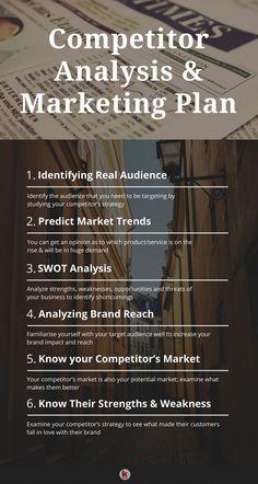 Competitor analysis and marketing plan! - Competitor analysis and marketing plan! Social Media Marketing Business, Marketing Plan, Sales And Marketing, Marketing Tools, Online Marketing, Content Marketing, Inbound Marketing, Marketing Strategies, Internet Marketing