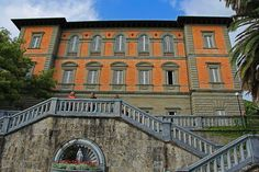 Villa Pianore, Lucca, Italy : home of the Duke of Bourbon Parma