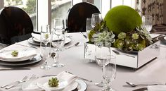 Table setting   Viceroy Miami
