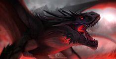 Dragon Su'umiinax by IrenBee