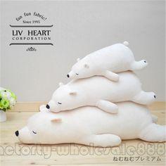 Japan LIV HEART POLAR BEAR PLUSH TOY DOLL GIFT PILLOW STUFFED ANIMALS - http://baby.goshoppins.com/toys/japan-liv-heart-polar-bear-plush-toy-doll-gift-pillow-stuffed-animals/