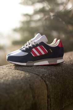 adidas Originals ZX 850 | New Navy & Red